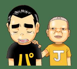 Super Radical Gag Family: Animated sticker #4976970