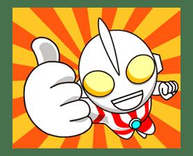 ULTRAMAN  Animated Stickers sticker #4995239