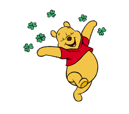 Winnie The Pooh Animated Stickers sticker #5067451