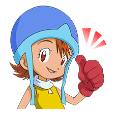 DIGIMON ADVENTURE sticker #5137996