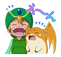 DIGIMON ADVENTURE sticker #5138001