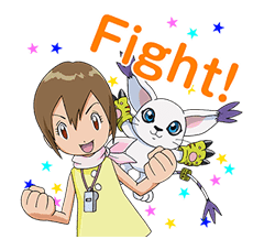 DIGIMON ADVENTURE sticker #5138004