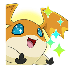 DIGIMON ADVENTURE sticker #5138014