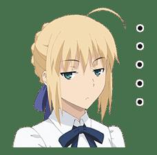 Fate/stay night [UBW] sticker #5302513