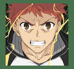 Fate/stay night [UBW] sticker #5302517