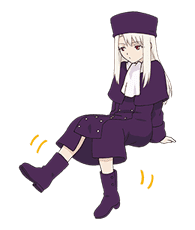Fate/stay night [UBW] sticker #5302538