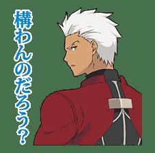 Fate/stay night [UBW] sticker #5302539
