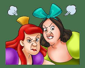 Cinderella Animated Stickers sticker #5412764