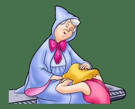 Cinderella Animated Stickers sticker #5412767