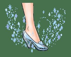 Cinderella Animated Stickers sticker #5412778