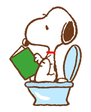 SNOOPY & Woodstock sticker #5436865