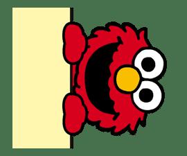Sesame Street Animated Stickers 2 sticker #5437612