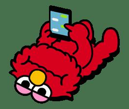 Sesame Street Animated Stickers 2 sticker #5437616