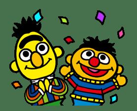 Sesame Street Animated Stickers 2 sticker #5437617