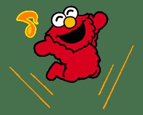 Sesame Street Animated Stickers 2 sticker #5437618