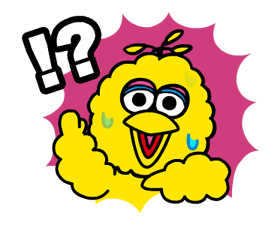 Sesame Street Animated Stickers 2 sticker #5437621
