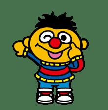 Sesame Street Animated Stickers 2 sticker #5437624