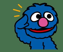 Sesame Street Animated Stickers 2 sticker #5437633