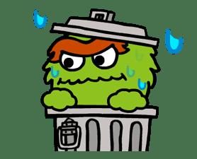 Sesame Street Animated Stickers 2 sticker #5437635