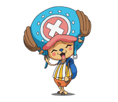 Moving ONE PIECE Commemorative Stickers sticker #5607264
