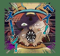 JoJo No. 3: Epic Battles sticker #5692731