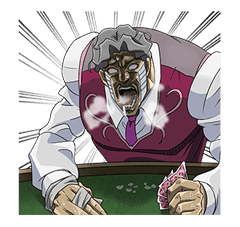 JoJo No. 3: Epic Battles sticker #5692732