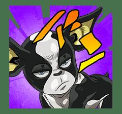JoJo No. 3: Epic Battles sticker #5692734
