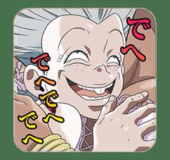 JoJo No. 3: Epic Battles sticker #5692745