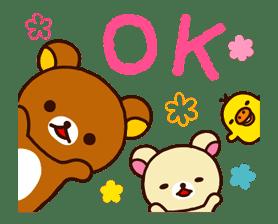 Rilakkuma's Big Vacation sticker #5997528