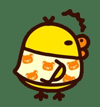 Rilakkuma's Big Vacation sticker #5997533
