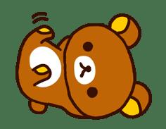 Rilakkuma's Big Vacation sticker #5997537