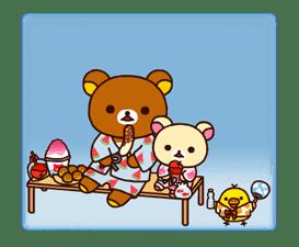 Rilakkuma's Big Vacation sticker #5997546