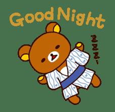 Rilakkuma's Big Vacation sticker #5997551
