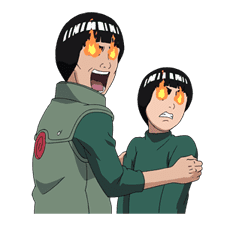 Animated NARUTO Stickers sticker #6150294