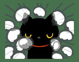 Kutsushita Nyanko: What a Meowthful sticker #6259522