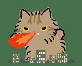 Kutsushita Nyanko: What a Meowthful sticker #6259531
