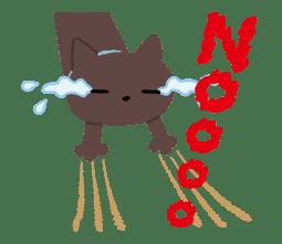 Kutsushita Nyanko: What a Meowthful sticker #6259538