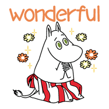 Moomin sticker #6350123