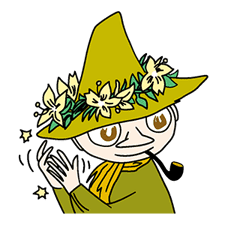 Moomin sticker #6350124