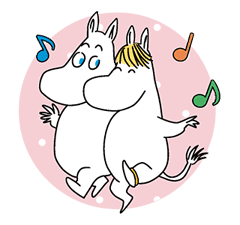 Moomin sticker #6350134