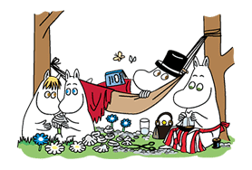 Moomin sticker #6350135