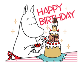Moomin sticker #6350136