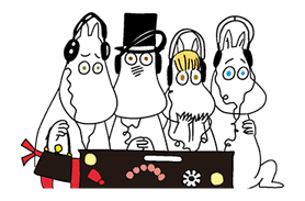 Moomin sticker #6350148