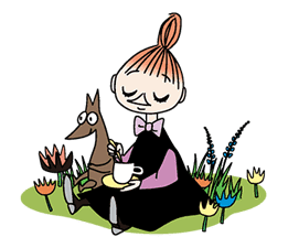Moomin sticker #6350157