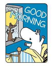 Moomin sticker #6350158