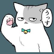สติ๊กเกอร์ไลน์ Mofuta's Sticker1
