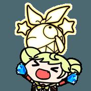 สติ๊กเกอร์ไลน์ Houkai 3rd Animated Sticker Vol.1