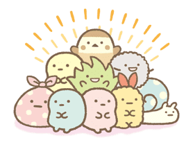 Sumikko Gurashi: More Animated Than Ever sticker #6708529