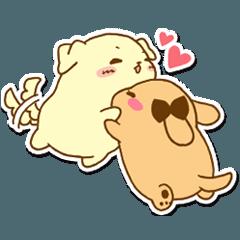 คาซานาริ อินุ : คู่รักมะหมา
