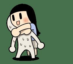 Animated Smile Brush sticker #7115293